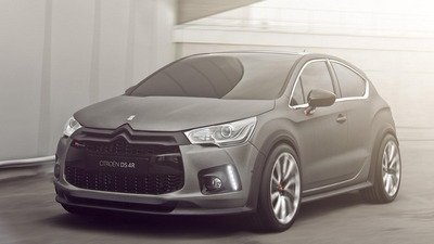 citroen ds4 racing