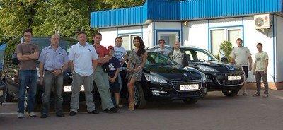 Peugeot-Минск